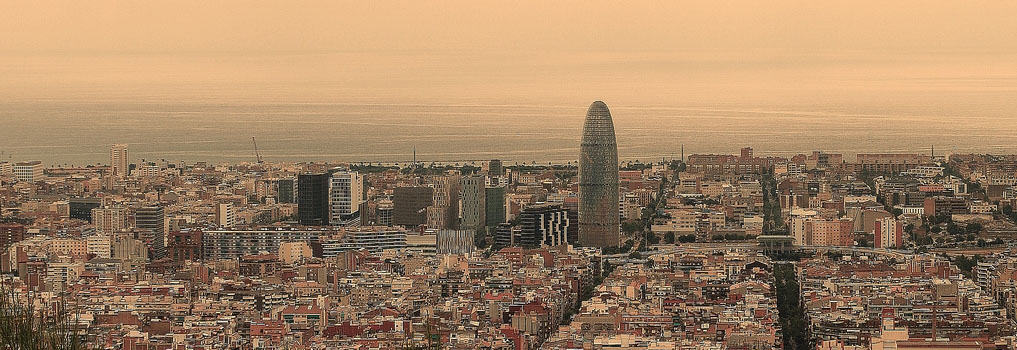 Barcelona views