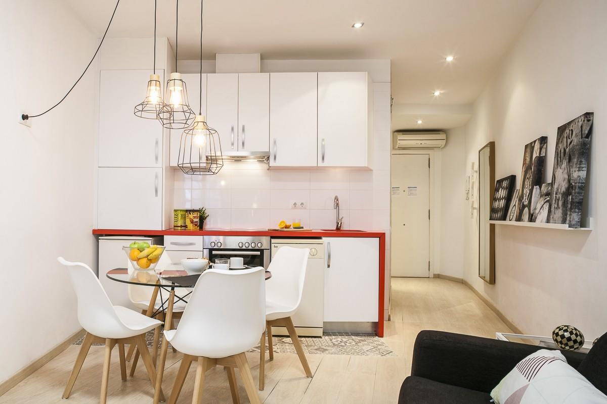 Appartement Pelai C