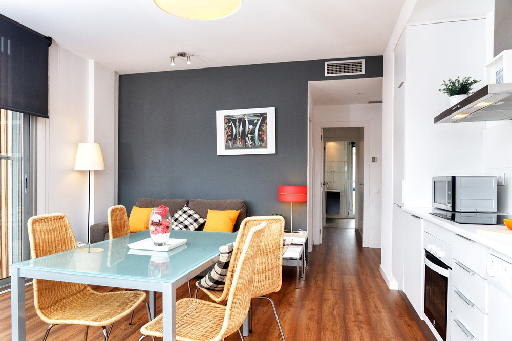 Poblenou Beach Two Bedroom Apartment
