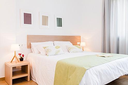 Apartament Plaza d'una habitació