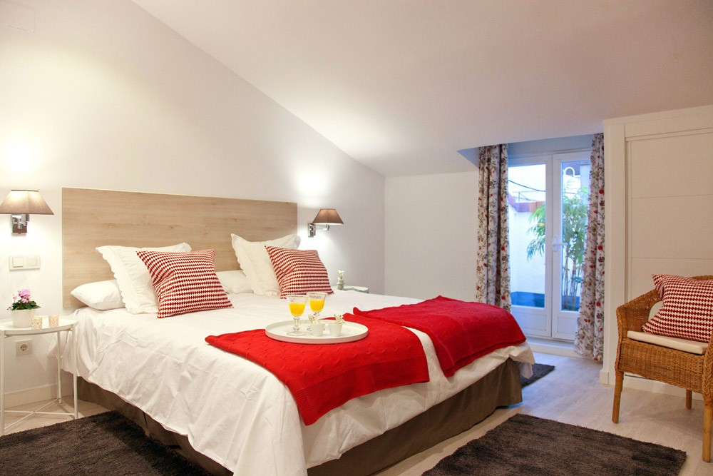 Madrid Suites - Two Bedroom Terrace Apartment
