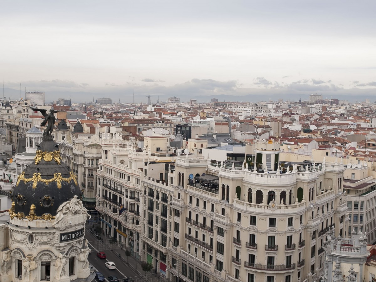 Madrid Suites Apartments