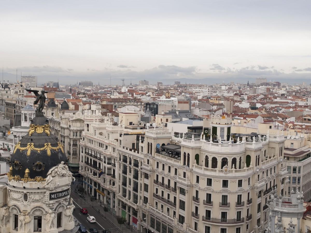 Madrid Suites Apartments