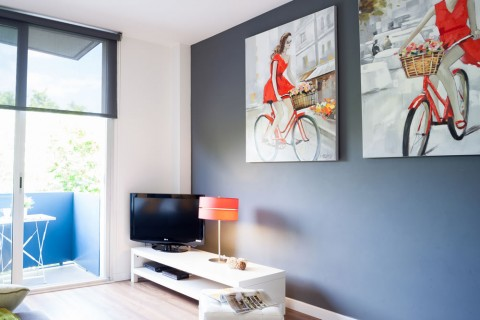 http://www.feelathomeapartments.com/Apartamento Poblenou Beach 21